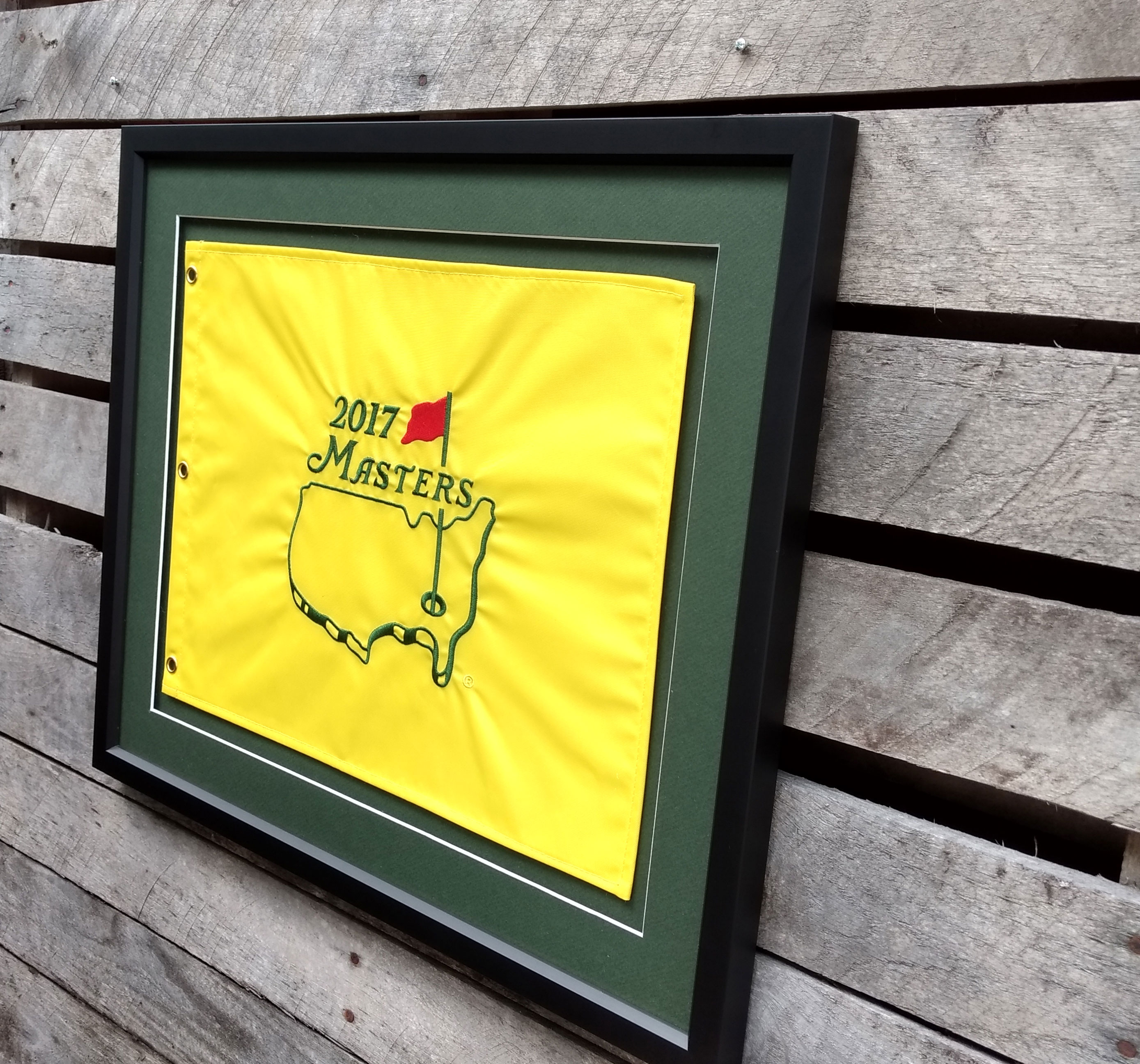 18 215 22 Compact Black Frame To Hold 13 215 17 Golf Flag